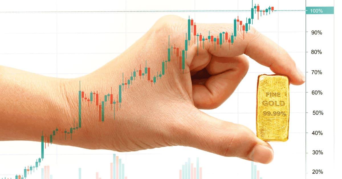 Đầu tư vàng  Tại sao nên đầu tư hoặc giao dịch vàng