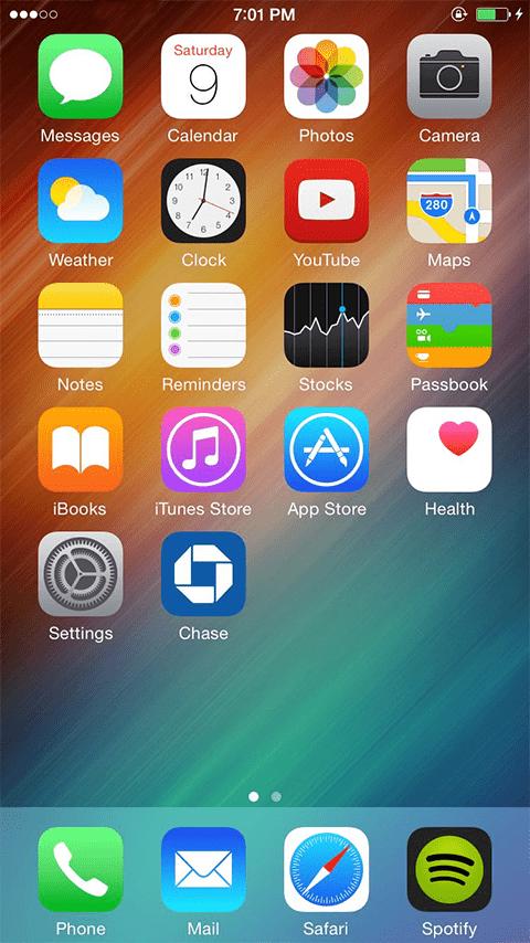 MetaTrader 5 Cài đặt nền tảng MT5 như thế nào Trên iOS Tìm và chọn App Store